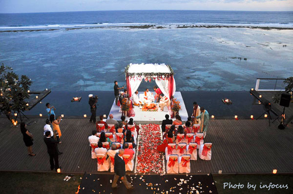 Villa OMG Wedding Ceremony