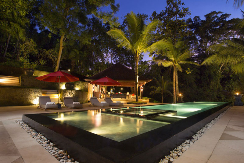 Villa Sanctuary Pool