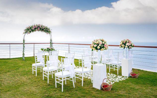 The Edge Bali Wedding