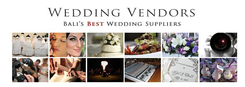 Bali Wedding Planner & Organizer Vendors