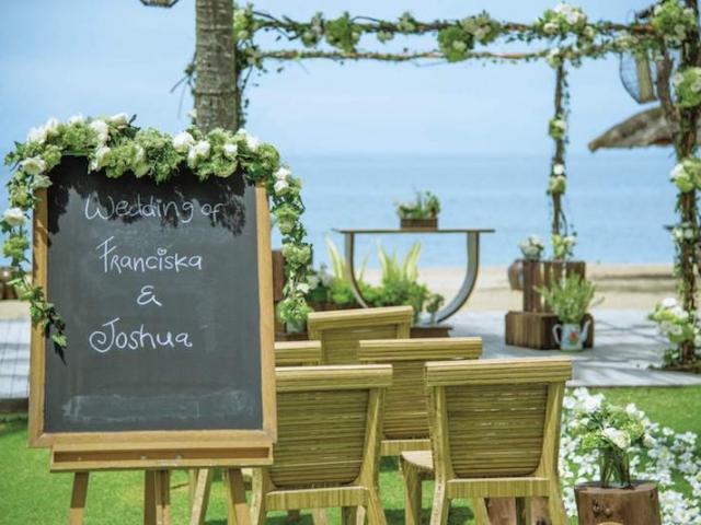 Belmond Jimbaran Beach Wedding Ceremony