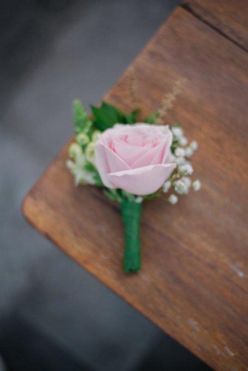 Bukit Pandawa Wedding Boutonniere