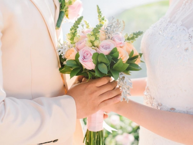 Bukit Pandawa Golf Wedding Bouquet