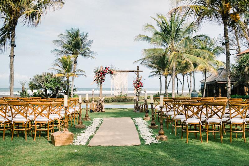 Jeeva Saba Bali Villa Wedding