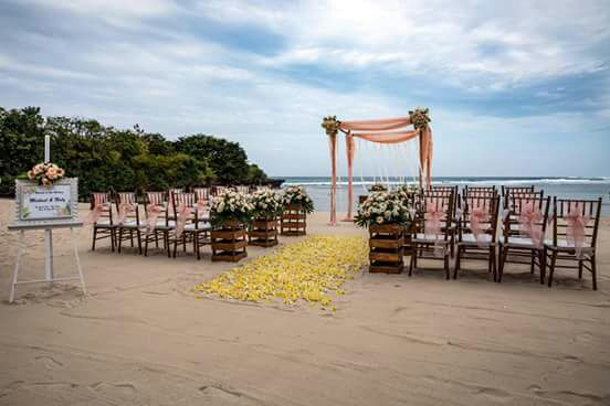 The Grand Bali Wedding Ceremony