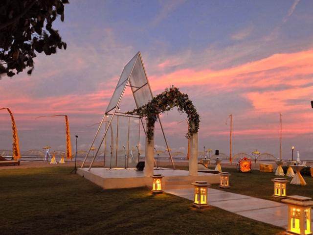 The Grand Mirage Bali Chapel Wedding
