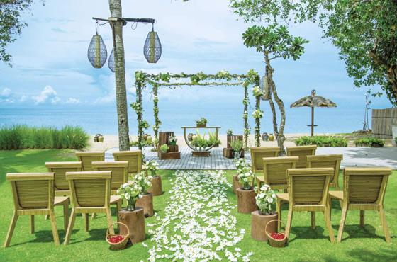 Belmond Jimbaran Bali Wedding