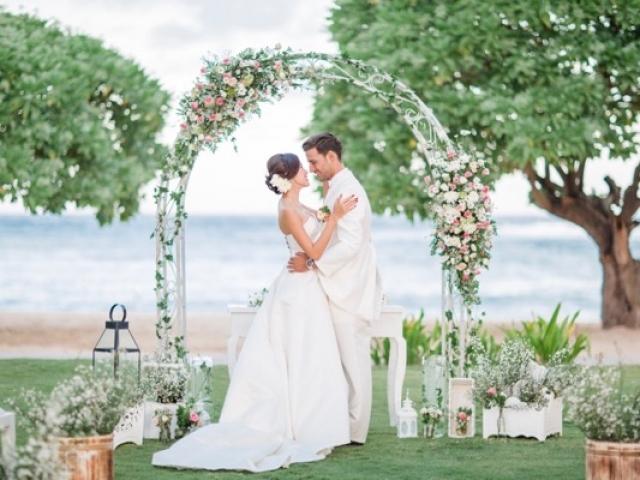 Inaya Putri Bali Wedding Ceremony
