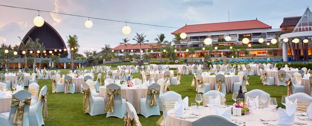 Inaya Putri Bali Wedding Reception