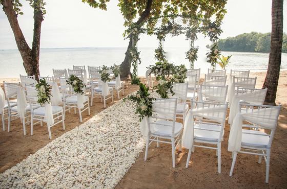 Melia Bali Wedding