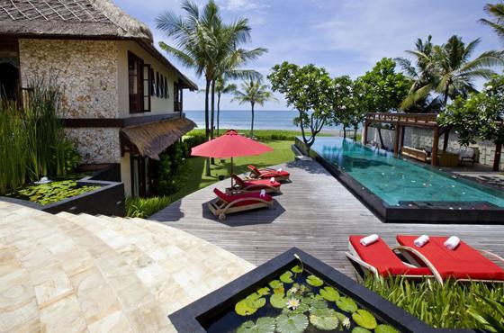 Villa Sound of the Seas Bali Wedding