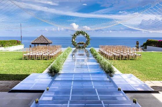 The Surga Bali Wedding Viila