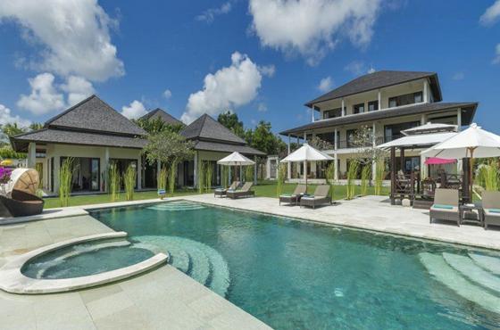 Villa Bulan Putih Bali Wedding