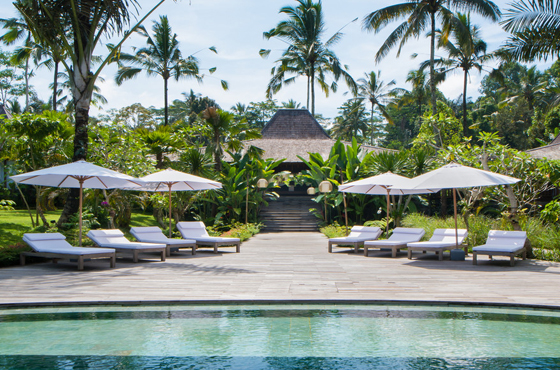 Villa Nag Shampa Bali Wedding