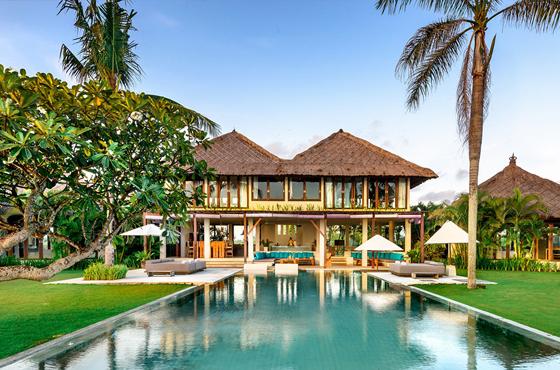 Villa Shalimar Bali Wedding