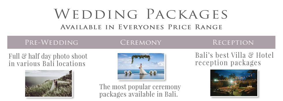 Bali Wedding Package