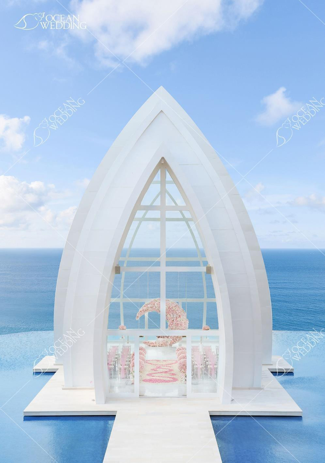 Fantasy Chapel Bali Wedding