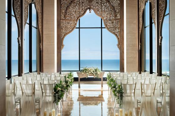 Cliff Chapel Bali Wedding