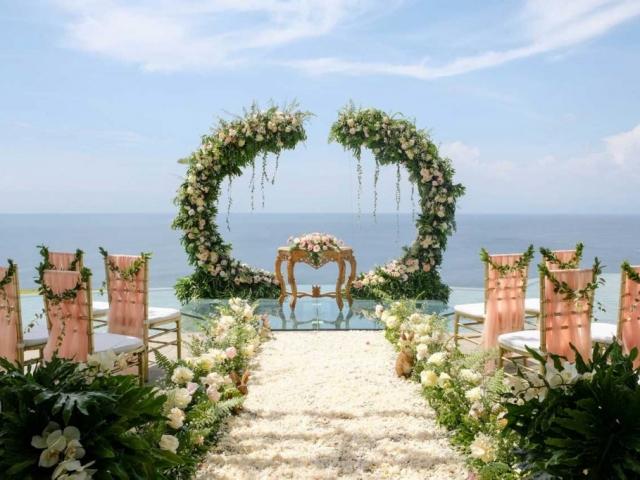 Kamaya Bali Water Wedding