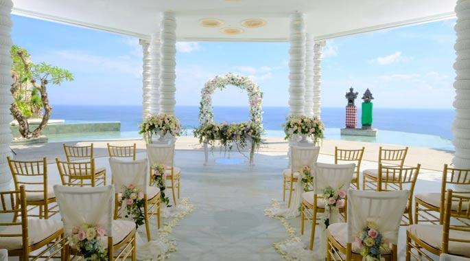 Kamajaya Bali Wedding Chapel