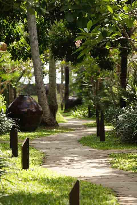 Kayumanis Jimbaran Pathway
