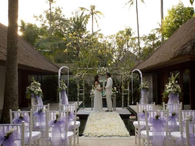 Kayumanis Jimbaran Wedding Ceremony
