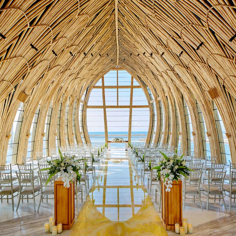 Kempinski Apurva Chapel Standard Set Up