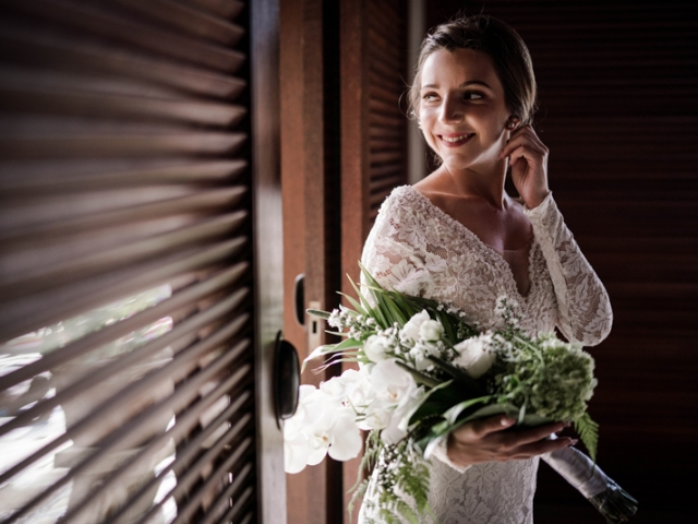 Puri Wulandari Western Wedding Bouquet