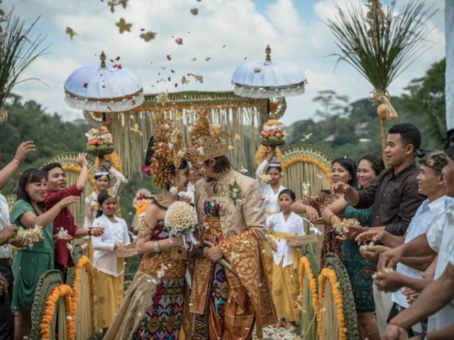 Puri Wulandari Balinese Wedding