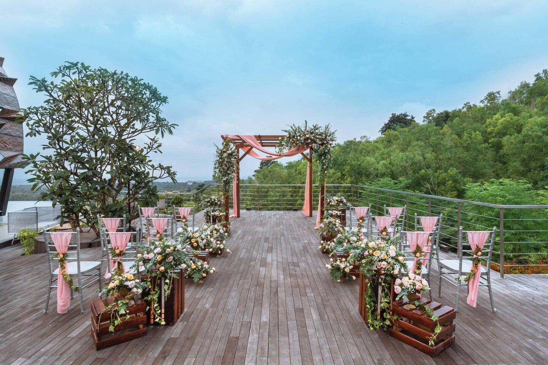 Renaissance Bali Wedding