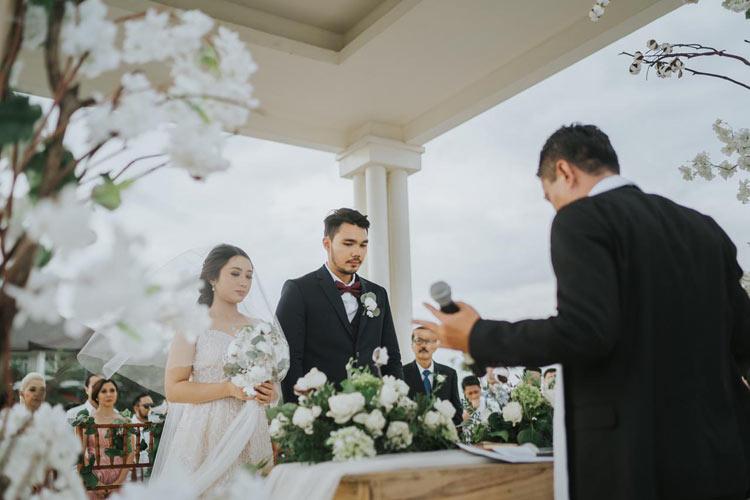 Rumah Luwih Wedding Ceremony