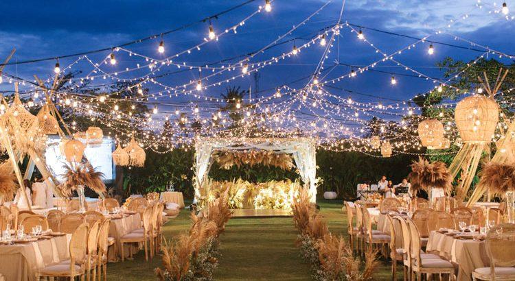 Rumah Luwih Wedding Reception